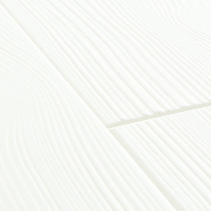 QUICK STEP LAMINATE IMPRESSIVE COLLECTION WHITE PLANKS FLOORING 8mm
