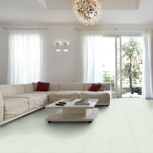 LUVANTO CLICK LVT LUXURY DESIGN FLOORING WHITE SPARKLE 4MM