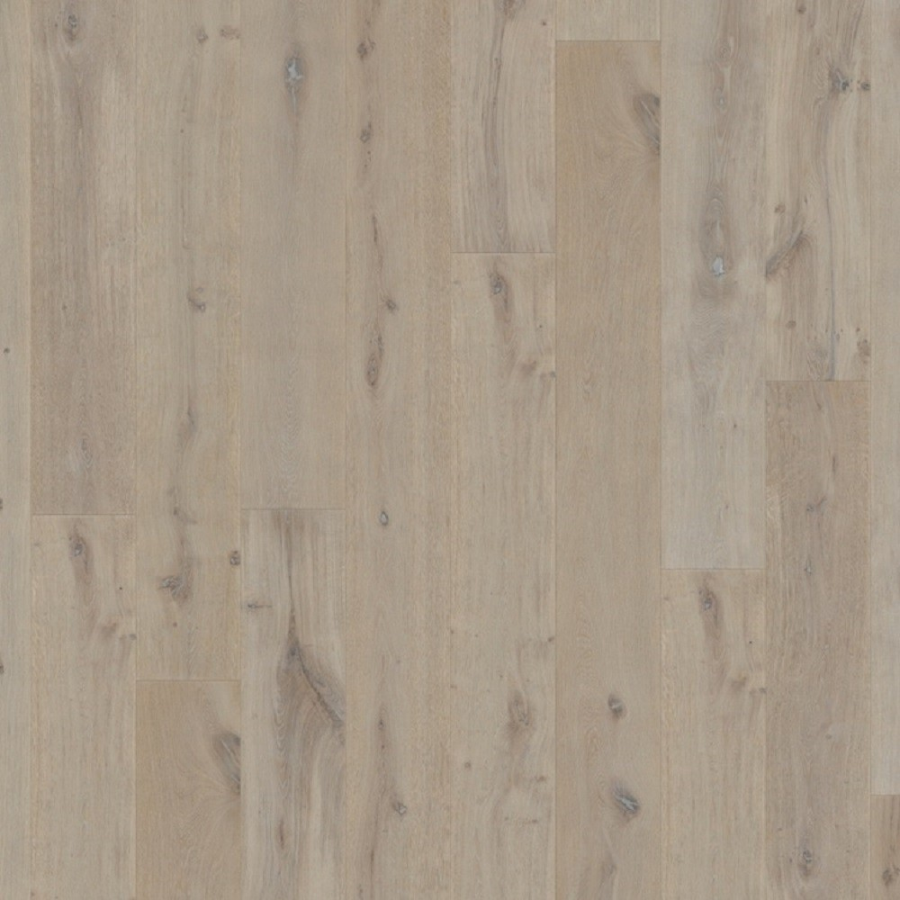 QUICK STEP ENGINEERED WOOD MASSIMO COLLECTION OAK WINTER STORM OILED FLOORING 260x2400mm
