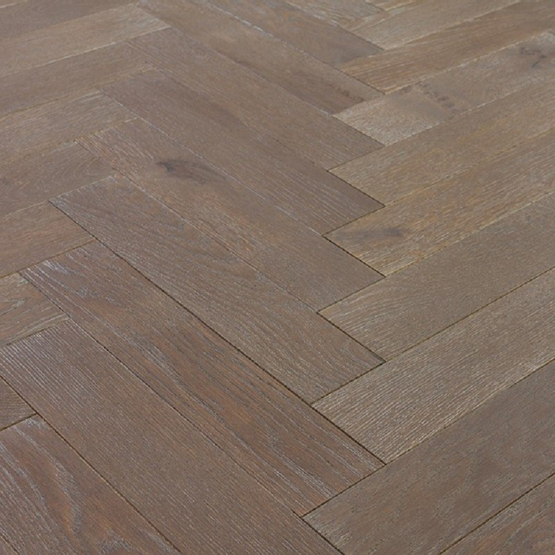 Denoel Engineered Oak Oiled Urban Sunset Parquet Flooring 90 x 360mm