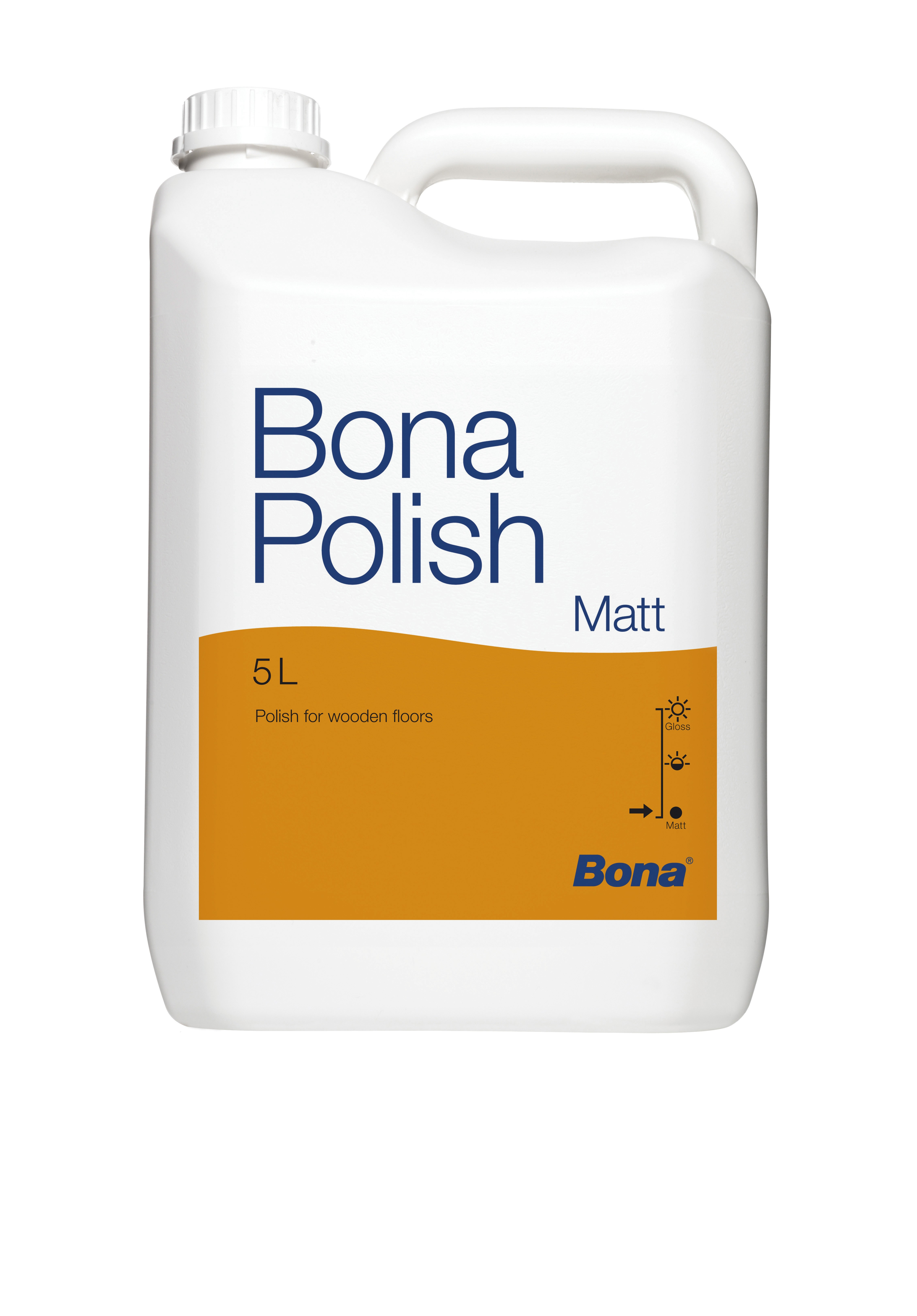 Bona Polish Matt 5L