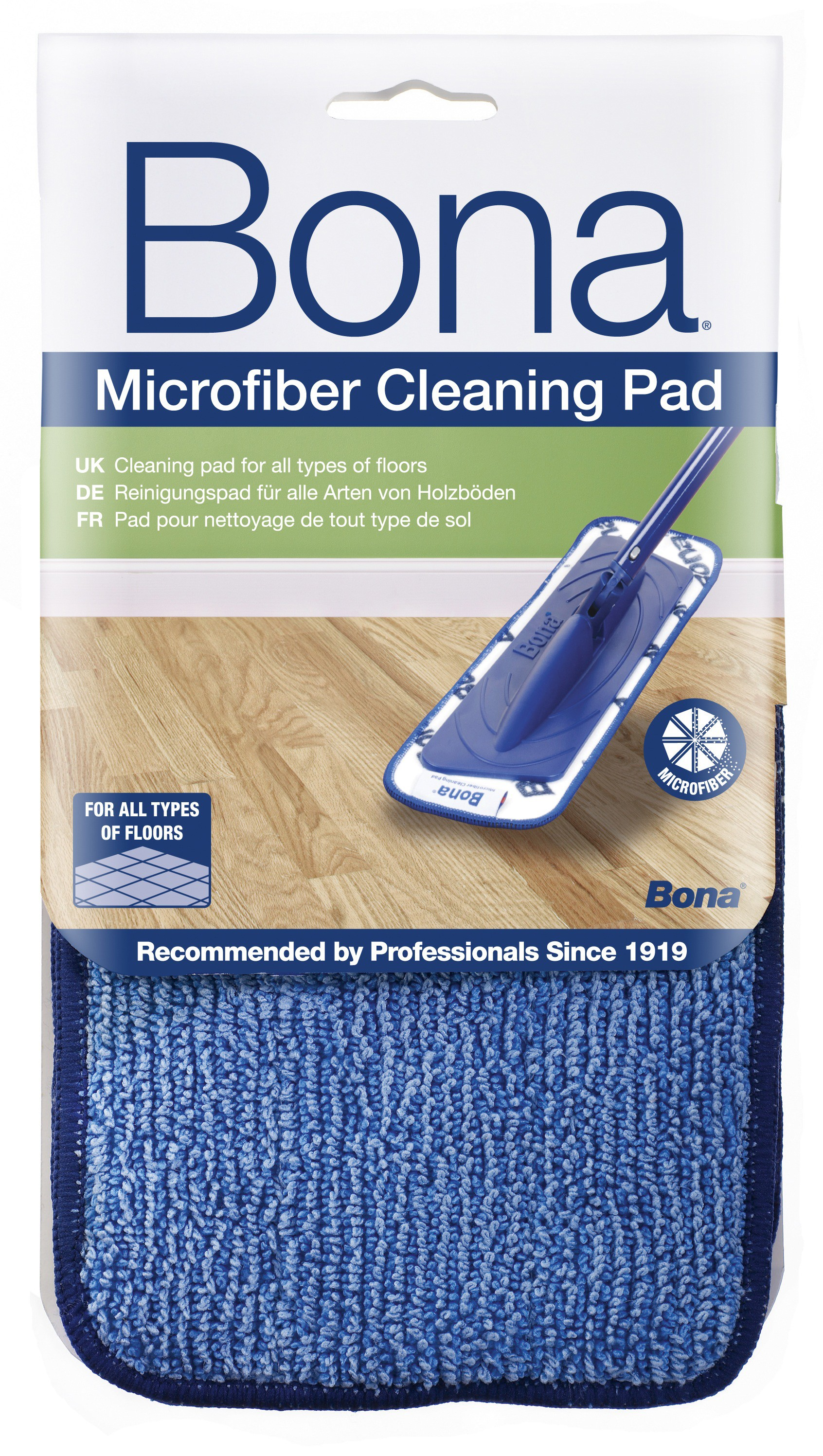 Bona Cleaning Pad (Blue)