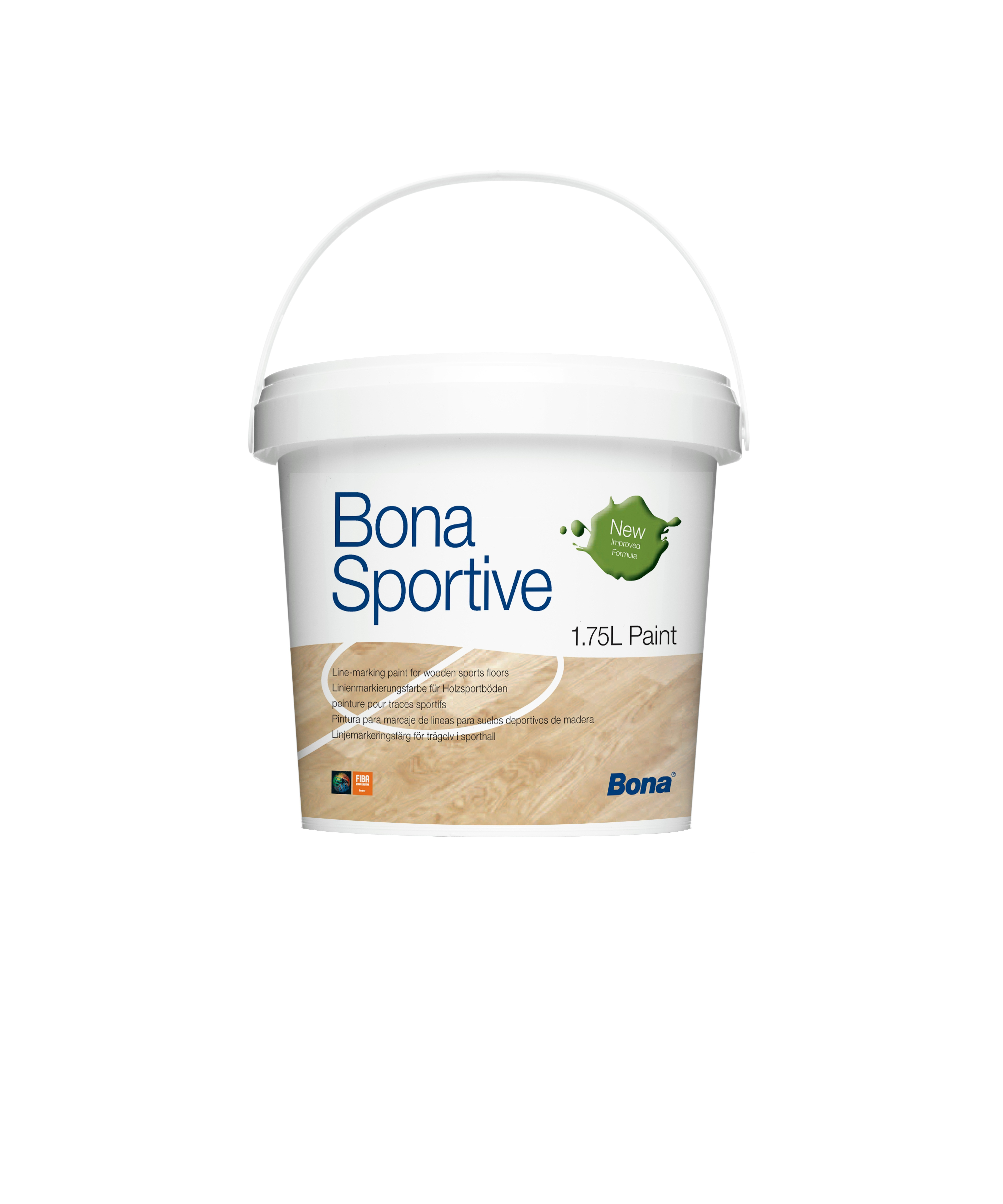 Bona Sportive Paint Orange 1,75L