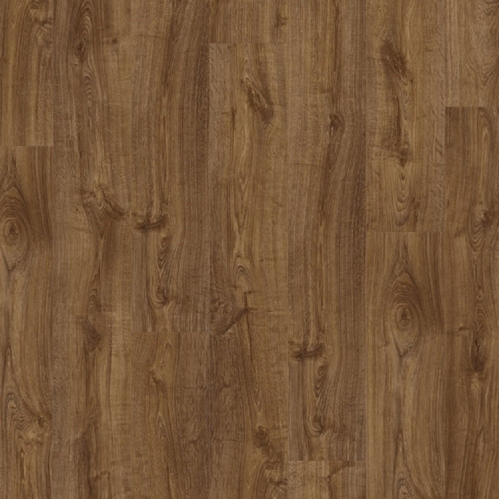 QUICK STEP VINYL WATERPROOF PULSE CLICK COLLECTION AUTUMN OAK BROWN