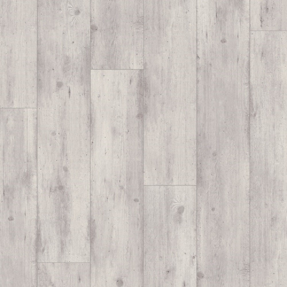 QUICK STEP LAMINATE ENGINEERED  IMPRESSIVE COLLECTION CONCRETE WOOD LIGHT GREY