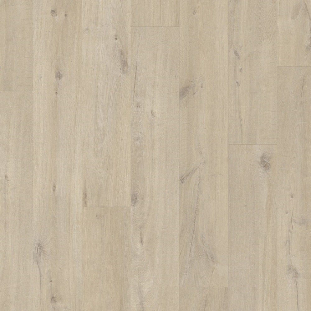 QUICK STEP VINYL WATERPROOF PULSE CLICK COLLECTION COTTON OAK BEIGE