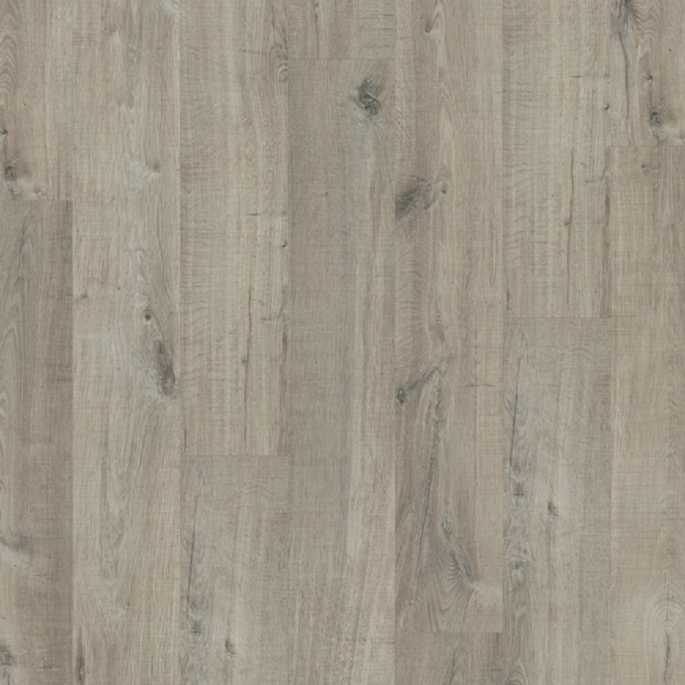 QUICK STEP VINYL WATERPROOF PULSE CLICK COLLECTION COTTON OAK GREY