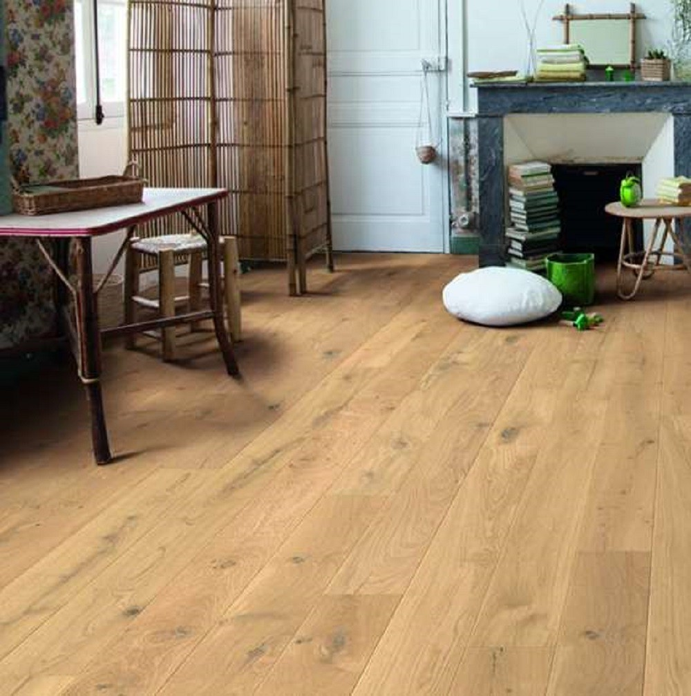 QUICK STEP ENGINEERED WOOD COMPACT COLLECTION OAK COUNTRY RAW