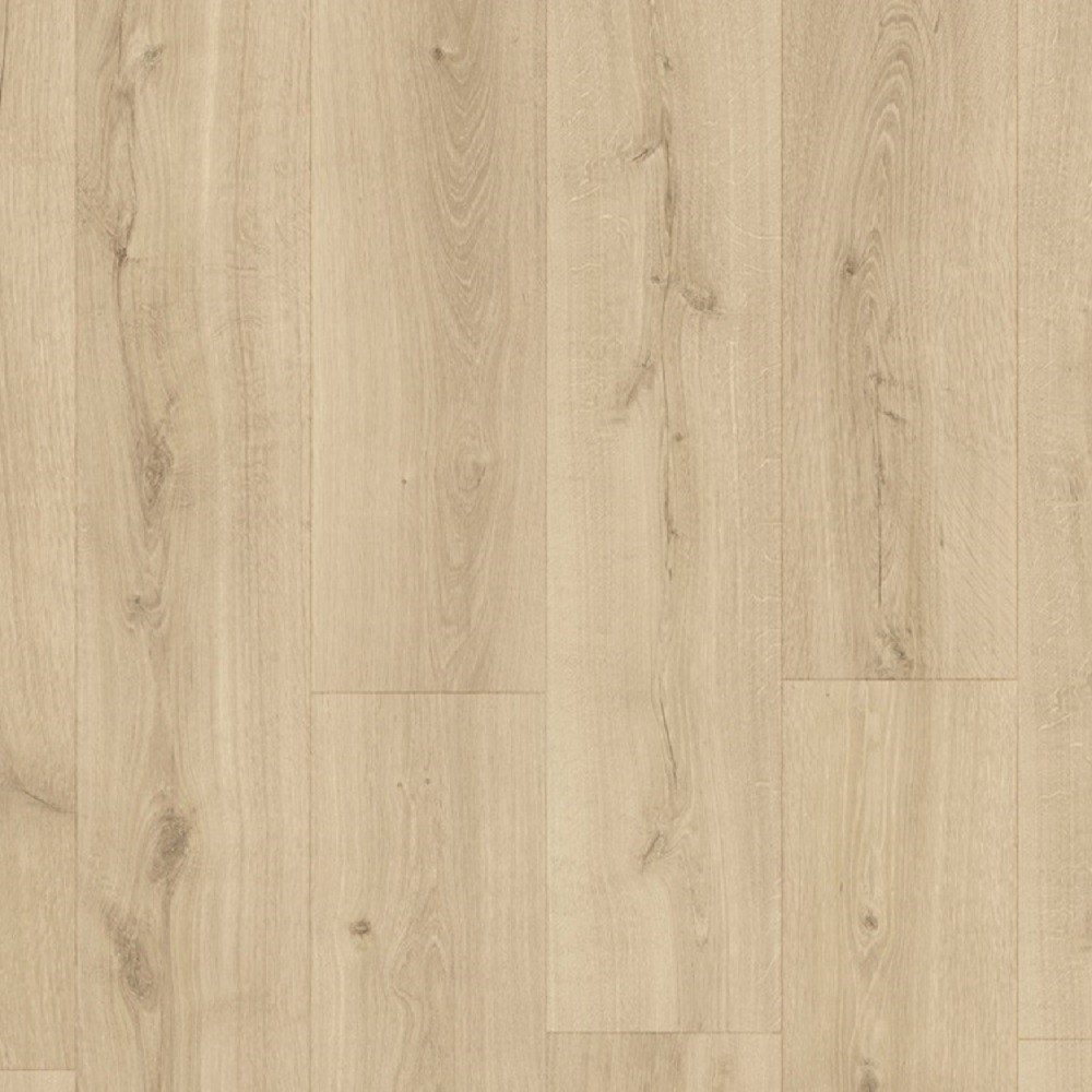 QUICK STEP LAMINATE ENGINEERED MAJESTIC COLLECTION OAK DESERT LIGHT NATURAL