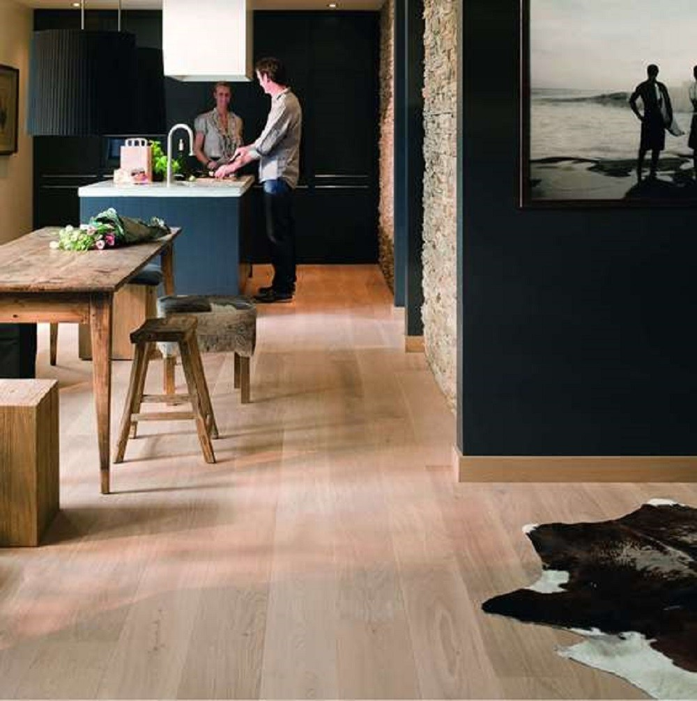 QUICK STEP ENGINEERED WOOD PALAZZO COLLECTION OAK  DUNE