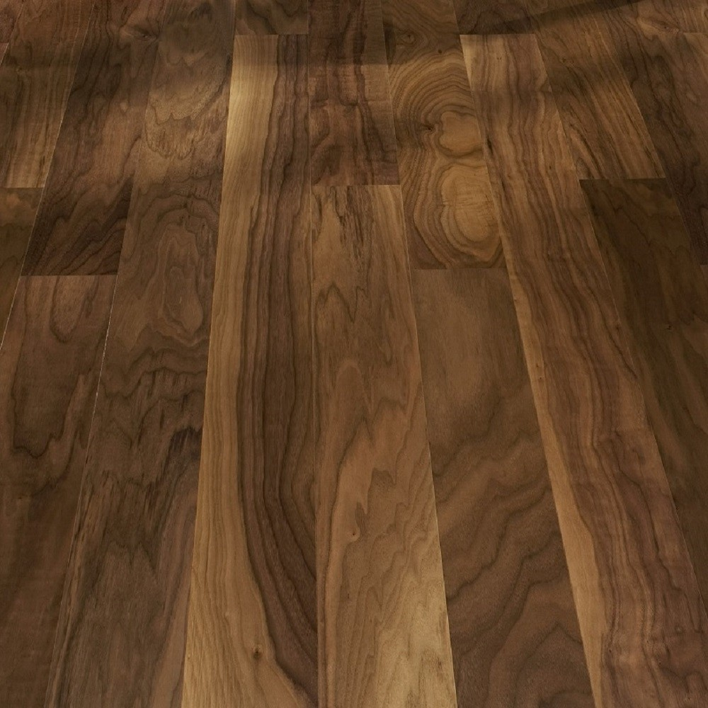 KAHRS Unity Collection Walnut Garden Satin Lacquer Swedish Engineered Flooring 125mm
