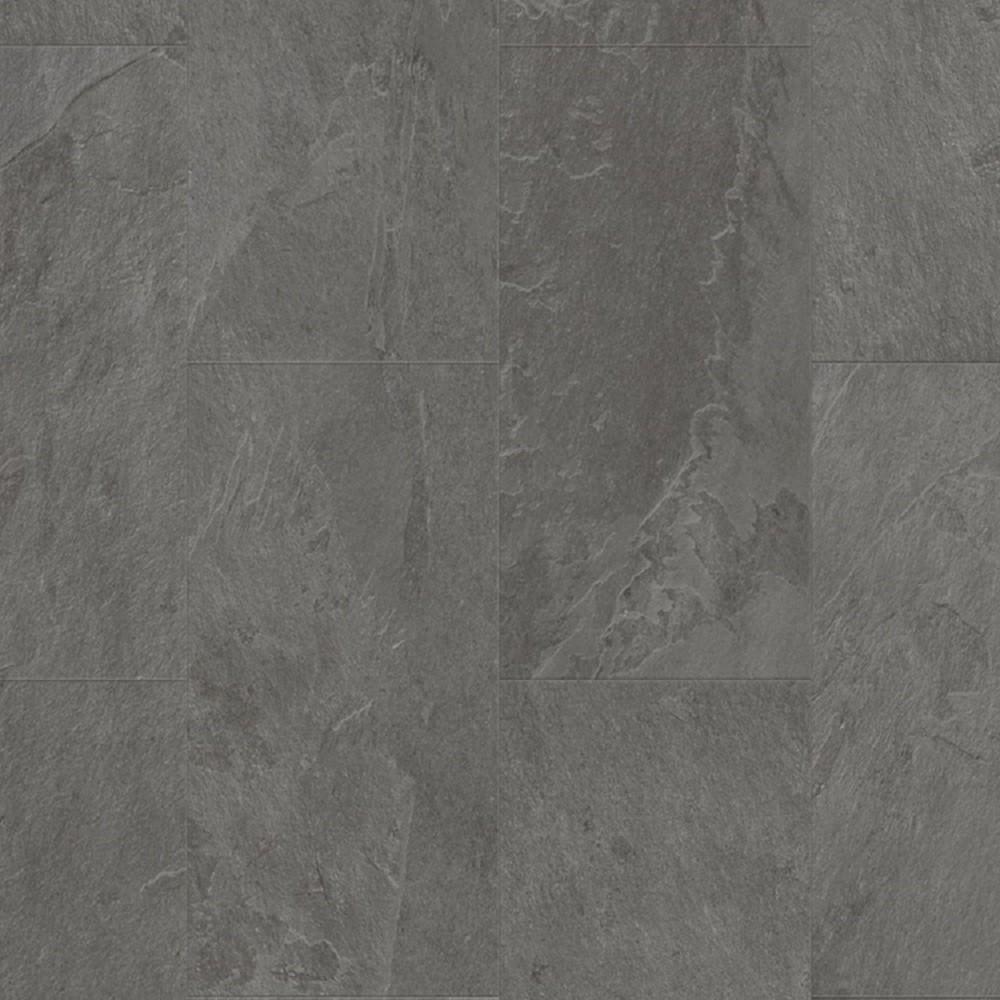 slate floor texture. QUICK STEP VINYL WATERPROOF AMBIENT CLICK COLLECTION GREY SLATE FLOORING 4.5mm Slate Floor Texture S