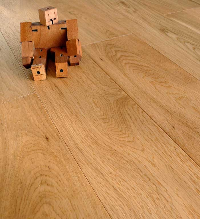 YNDE-BUCKS BUCKINGHAM  ENGINEERED WOOD NATURAL BRUSHED OAK LACQUERED 127x1200mm