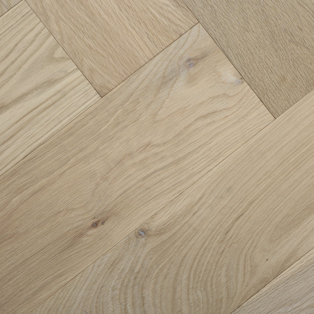 V4 Engineered Oak Unfinished Parquet