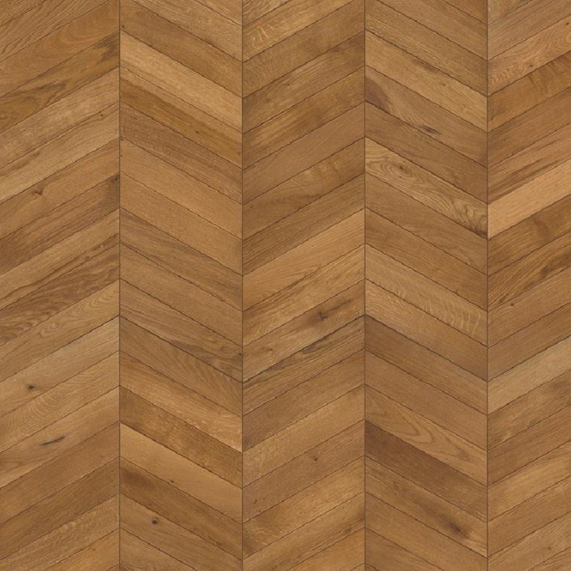 KAHRS Chevron Oak Light Brown