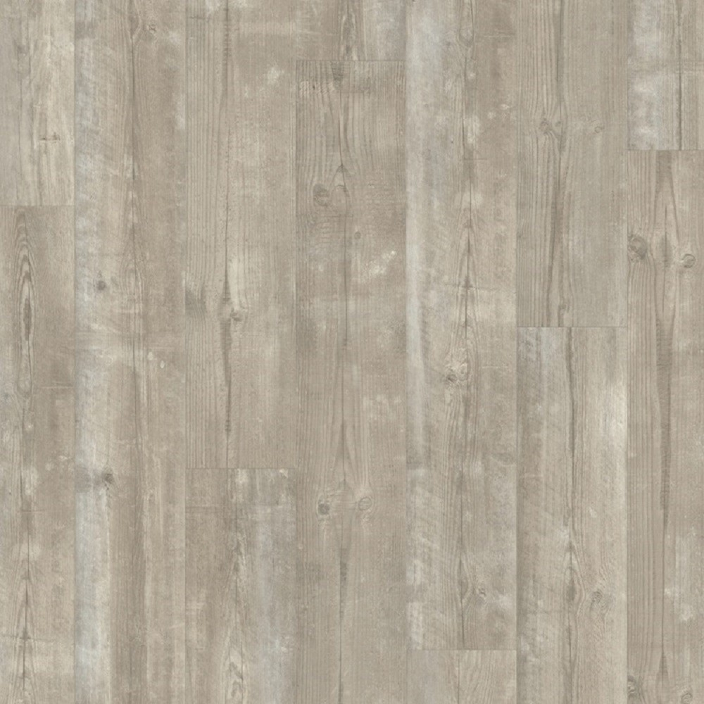 QUICK STEP VINYL WATERPROOF PULSE CLICK COLLECTION MORNING MIST PINE