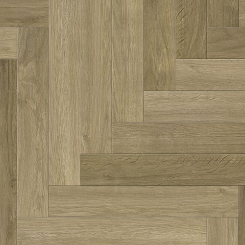 NATURAL SOLUTIONS CHATEAU HERINGBONE GREY OAK 8mm