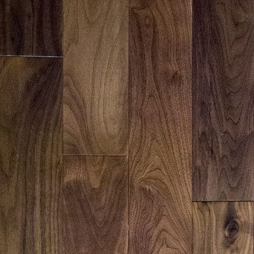 NATURAL SOLUTIONS NEXT STEP BLACK AMERICAN WALNUT LACQUERED