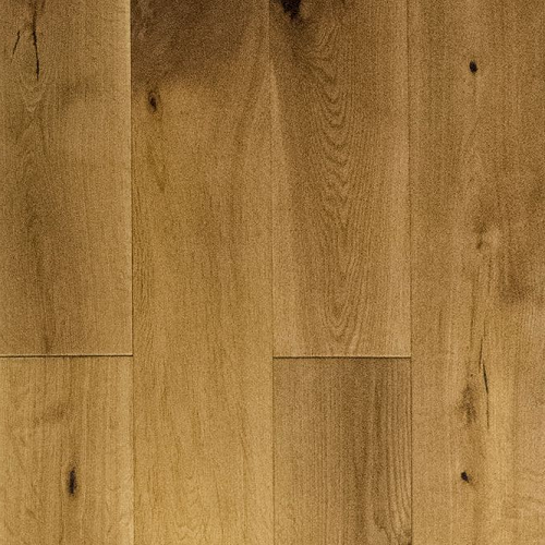 NATURAL SOLUTIONS Virginia Solid OAK RUSTIC BRUSHED&UV OILED