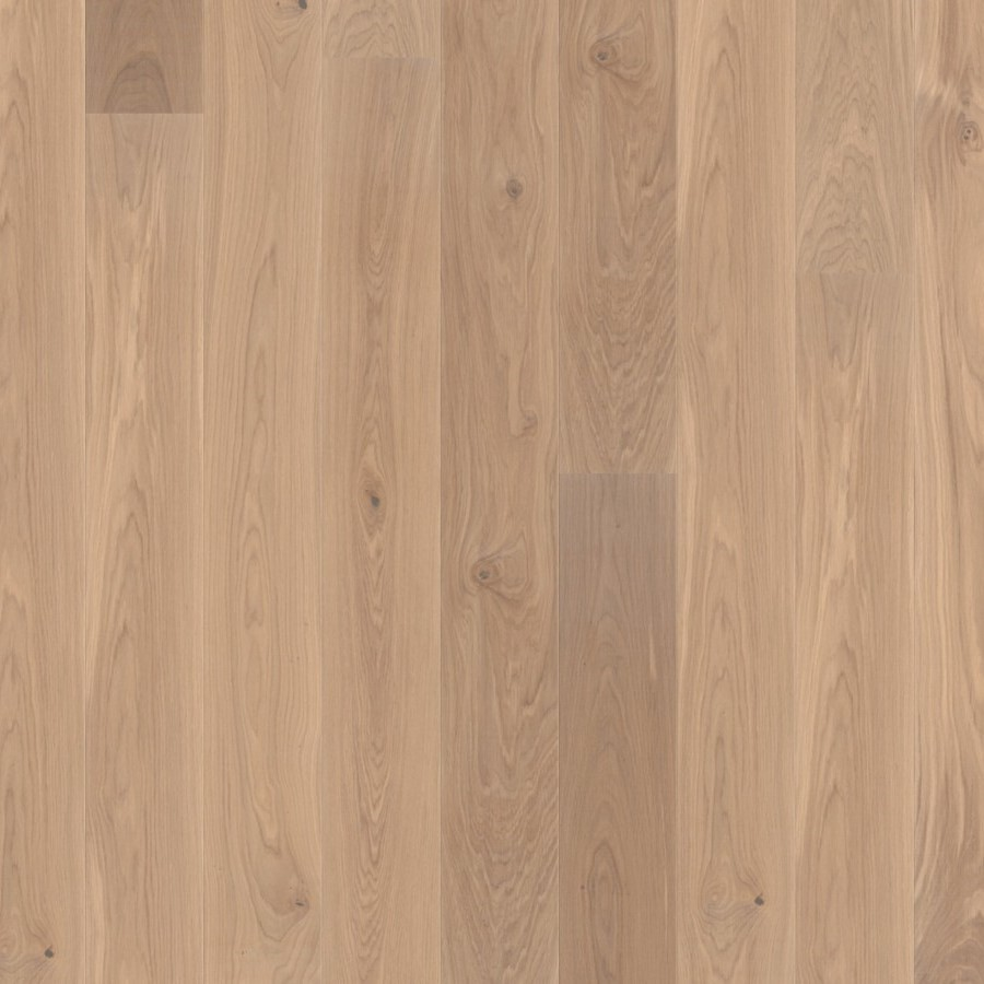 BOEN Pure Nordic Collection  Oak WHITE ANIMOSO