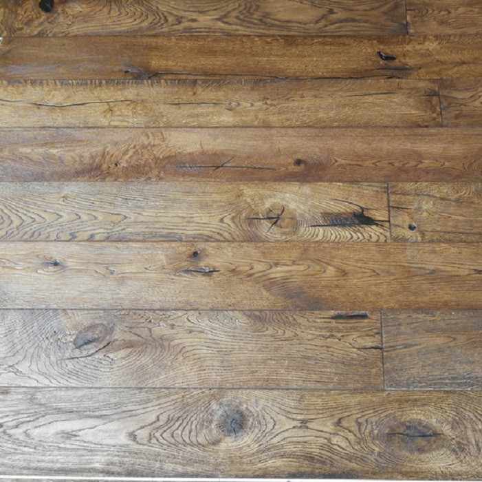 Y2 ENGINEERED DISTRESSED VINTAGE OAK BROWN ANTIQUE