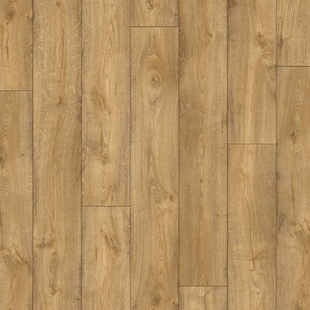QUICK STEP VINYL WATERPROOF PULSE CLICK COLLECTION PICNIC OAK WARM NATURAL