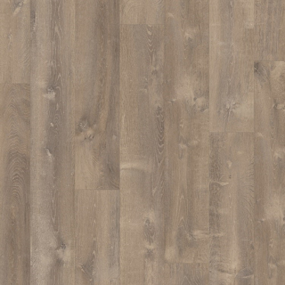 QUICK STEP VINYL WATERPROOF PULSE CLICK COLLECTION SAND STORM OAK BROWN