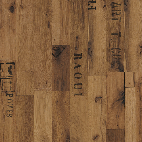 DPARADOR ENGINEERED WOOD FLOORING WIDE-PLANK TRENDTIME DISTRESSED OAK SEAPORT NATURAL OILED PLUS 1882X190MM