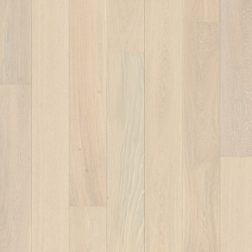 QUICK STEP ENGINEERED WOOD PALAZZO COLLECTION OAK SNOW WHITE
