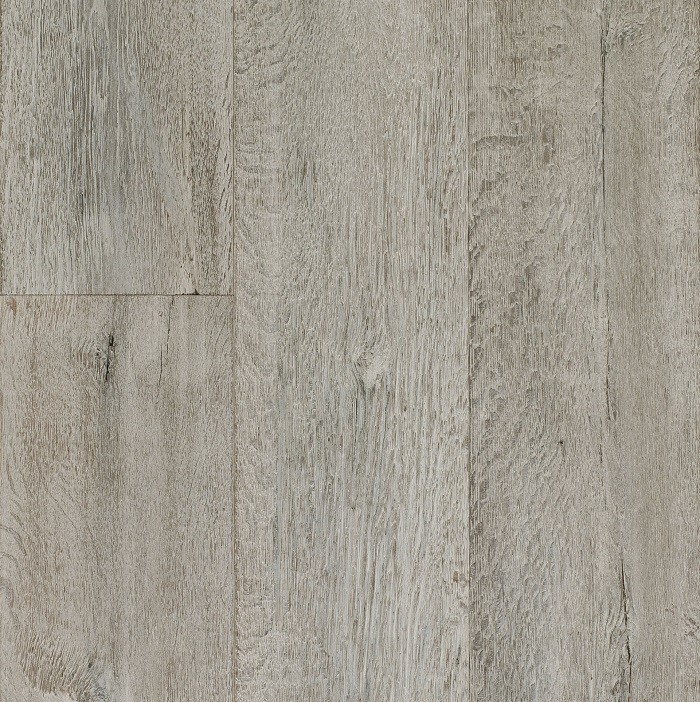 LALEGNO ENGINEERED WOOD FLOORING VOUVRAY OAK SMOKED BRUSHED HANDSCRAPPED GREY OILED 190X1900MM - CALL FOR PRICE