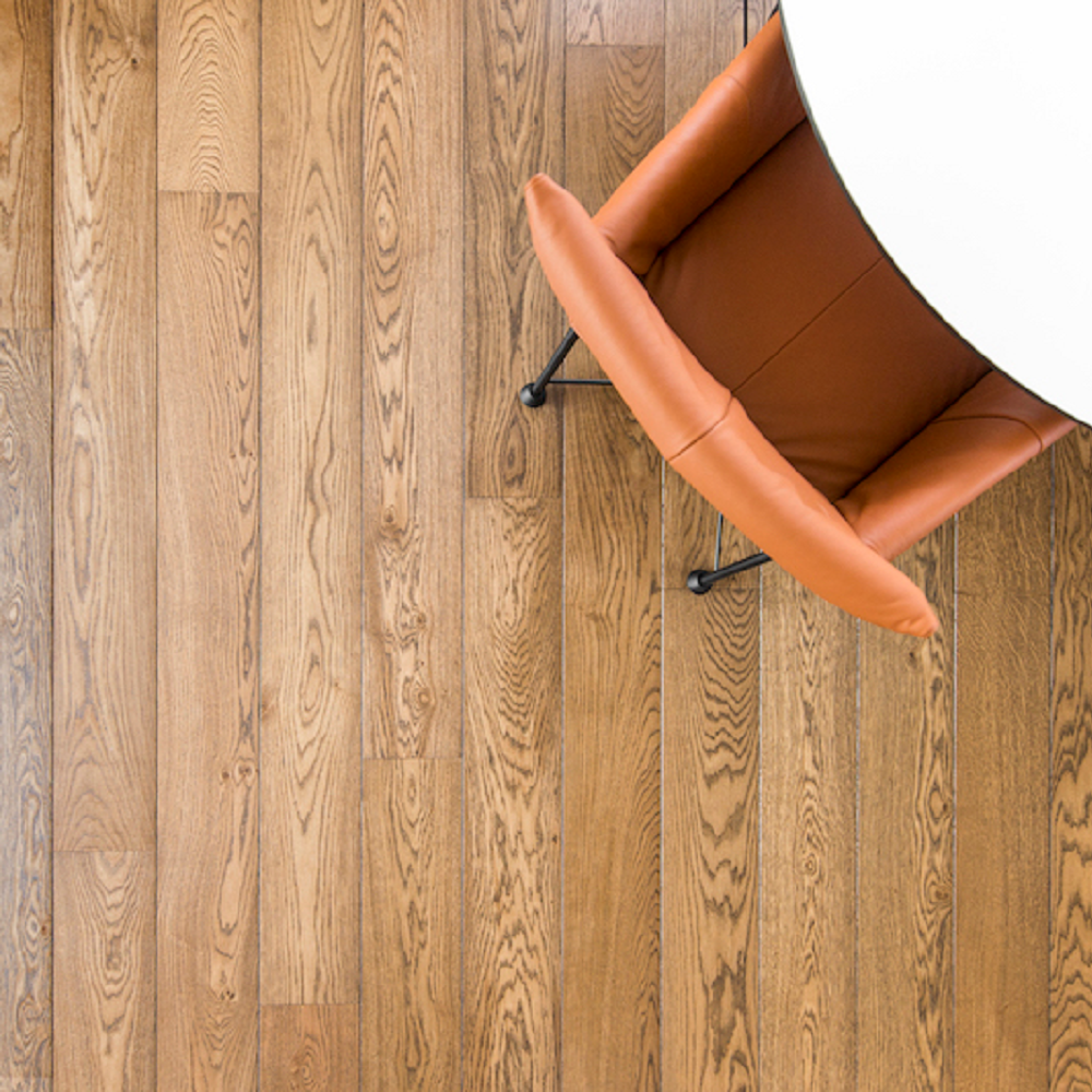 ECO EUROPEAN PREMIUM ENGINEERED FLOORING SAICOS  WALNUT RUSTIC