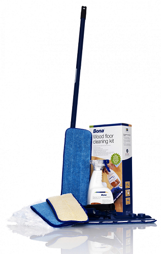 Bona Premium  Wood Floor Cleaning Kit