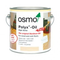 Osmo Rapid Polyx Hardwax Oil  2.5L