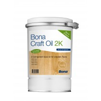 Bona Craft Oil 2K Graphite (Ebony/Black) 1,25L