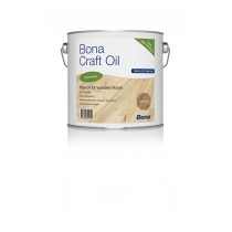 Bona Craft Oil Pure (Natural/Clear) 2,5L