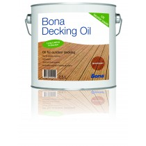 Bona Decking Oil Mahogany 2,5L