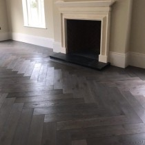 ECO HARDWOOD EUROPEAN PREMIUM HERRINGBONE ENGINEERED FLOORING SAICOS COLOURS ANTIQUE BRUSHED RUSTIC OAK OILED 180MM