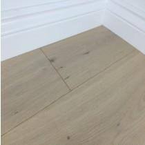 Grisea Oak Flooring Lightly Brushed Matt UV Lacquered, Golden