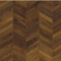 KAHRS CHEVRON SWEDISH ENGINEERED WOOD FLOORING OAK Dark Brown Oiled 305mm