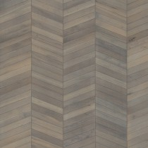 KAHRS CHEVRON SWEDISH ENGINEERED WOOD FLOORING OAK Grey Oiled