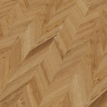 PARADOR CHEVRON ENGINEERED WOOD FLOORING TRENDTIME OAK NATURAL OIL PLUS 95X570MM