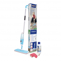 TOVER CINDERELLA CLEANING KIT FOR WOODEN FLOORS