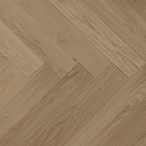 LAMETT HERRINGBONE  ENGINEERED WOOD FLOORING SORRENTO COLLECTION COTTON WHITE OAK