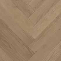 LAMETT HERRINGBONE  ENGINEERED WOOD FLOORING VERSAILLES COLLECTION COTTON WHITE OAK