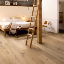 QUICK STEP ENGINEERED WOOD PALAZZO COLLECTION OAK  COUNTRY RAW EXTRA