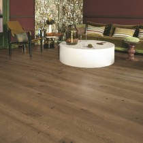 QUICK STEP ENGINEERED WOOD MASSIMO COLLECTION OAK DARK CHOCOLATE