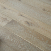 MAXI ENGINEERED WOOD FLOORING  SMOKED BRUSHED  WHITE OILED OAK