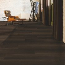 QUICK STEP LAMINATE ENGINEERED PERSPECTIVE WIDE  COLLECTION FUMED OAK DARK