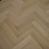 Y2 HERRINBONE ENGINEERED WOOD FLOORING CLASSIC UNFINISHED OAK 80x300mm