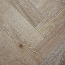 CAPRIO OMAHA Oak Rustic Brushed & Oiled Parquet , Nordic Beach